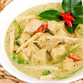 Thai Green Curry