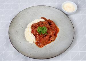Hungarian Beef Goulash Winter Meals