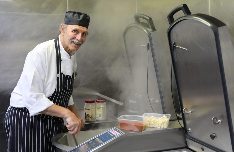 Meet the Chef behind the fresh meals: Volker Koepke