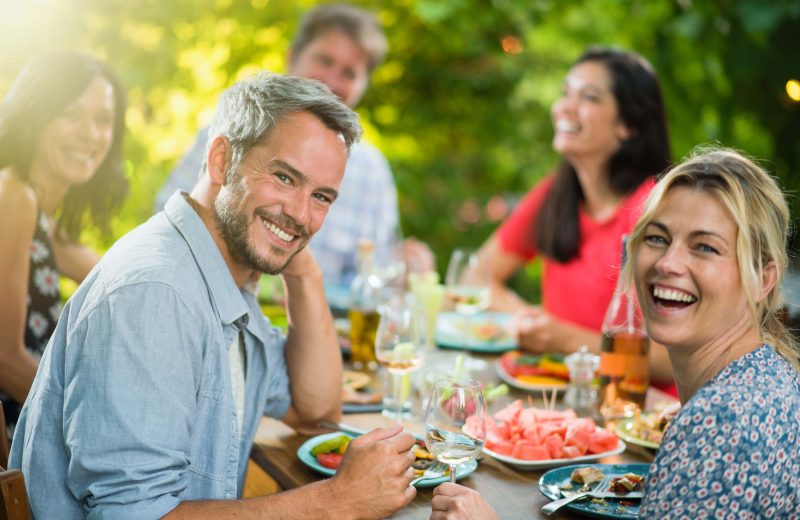 The Benefits Of Sharing Meals As A Family — Especially For Elders